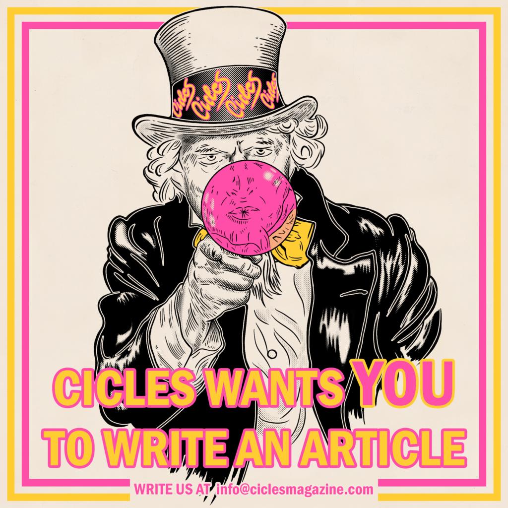 collabora scrivi su cicles