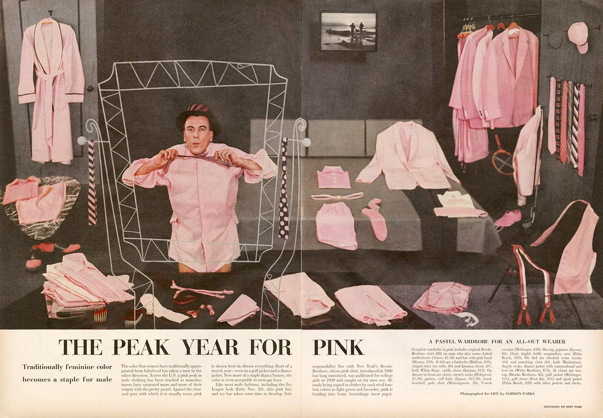 millennial pink