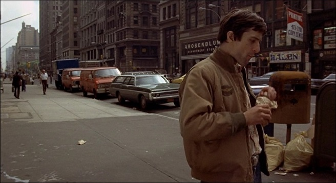 taxi driver new york
